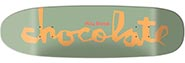 CHOCOLATE BRENES ORIGINAL CHUNK BIG BOY GREEN DECK 9.00