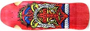 DOGTOWN SCOTT OSTER RED STAIN RE-ISSUE DECK 10.5 X 30.87