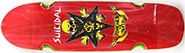 DOGTOWN POSSESSED TO SKATE POOL RED DECK 8.75 X 32.50