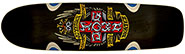 DOGTOWN 40TH ANNIVERSARY FLAT BLACK POOL SERIES DECK 8.87