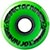SECTOR 9 NINEBALL OPAQUE GREEN 64MM 78A (Set of 4)