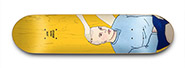 SKATE MENTAL ANDERSON NEVEDOVA DECK 8.12