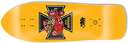 BLACK LABEL RICKY BARNES RED BARON YELLOW DIP  RE-ISSUE DECK 10.25