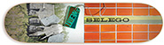 HABITAT SELEGO EXPOSITION RE-ISSUE DECK 8.37