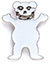 GRIZZLY FIEND CLUB PIN