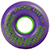 REMEMBER COLLECTIVE PEE WEE PURPLE/GREEN 62MM 82A (Set of 4)