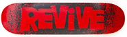 REVIVE TEAM RED CHUNK DECK 7.75