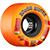 BONES ATF ROUGH RIDERS SHOTGUN ORANGE WHEELS 59MM 80A (Set of 4)