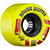 BONES ATF ROUGH RIDERS SHOTGUN YELLOW WHEELS 59MM 80A (Set of 4)