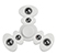 TRIPLE 8 FIDGET SPINNER WHITE