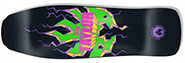 BLACK LABEL TAYLOR BREAKOUT SHAPED BLACK DECK 8.88