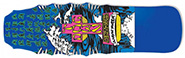 DOGTOWN AARON MURRAY POOL BLUE RE-ISSUE DECK 9 X 32.62