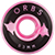 ORBS SPECTERS SWIRLS PINK/WHITE 53MM 99A (Set of 4)