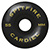 SPITFIRE CARDIEL CLASSIC BLACK 53MM 99D (Set of 4)