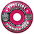 SPITFIRE FORMULA FOUR CLASSIC PINK 52MM 99D (Set of 4)