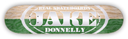 REAL DONNELLY PREMIUM 2 TONE DECK 8.25