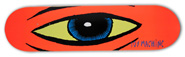 TOY MACHINE TEAM SECT EYE ORANGE PP DECK 8.00