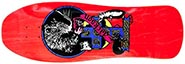 DOGTOWN TIM JACKSON RED STAIN RE-ISSUE DECK 10.25 X 30.51