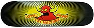 TOY MACHINE TEAM LOYAL MONSTER  PP DECK 8.25