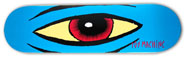 TOY MACHINE TEAM SECT EYE BLUE PP DECK 8.25