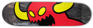 TOY MACHINE TEAM VICE MONSTER DECK 8.12