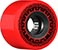 BONES ATF ROUGH RIDERS TANK RED WHEELS 59MM 80A (Set of 4)