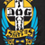 DOGTOWN BULLDOG 1976 COLORWAY BLACK SS L