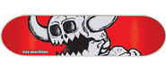 TOY MACHINE TEAM VICE DEAD MONSTER RED DECK 8.12
