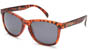 HAPPY HOUR FAIRWAY FROSTED TORTOISE POLARIZED SHADES SUNGLASSES