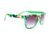 HAPPY HOUR DUNCOMBE TROPICAL SUNRISE SHADES SUNGLASSES