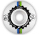 AUTOBAHN BRENES VELOCE 53MM 100A (Set of 4)