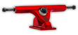 CALIBER II 10 INCH/184MM 50 DEGREE SATIN RED