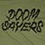 DOOM SAYERS SQUIGGLE MILITARY GREEN SS XL