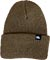 LOWCARD DOUBLE DOWN COYOTE BROWN BEANIE
