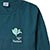 NUMBERS FLOWER OF LOVE DEEP TEAL LS M