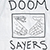 DOOM SAYERS SNAKE SHAKE POCKET WHITE SS XL