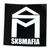 SKATE MAFIA HOUSE SMALL STICKER