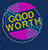 GOOD WORTH & CO 90\\'\\'S BLUE SS L