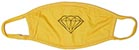 DIAMOND YELLOW BRILLIANT FACE MASK