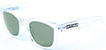 HAPPY HOUR WOLF PUP CLEAR GLOSS G15 LENS SHADES SUNGLASSES