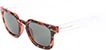HAPPY HOUR WOLF PUP FROST TORTOISE SUNGLASSES