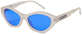 HAPPY HOUR MIND MELTERS BONE SUNGLASSES
