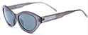 HAPPY HOUR MIND MELTERS FROST GREY SUNGLASSES