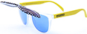 HAPPY HOUR FLIP UP BANANA SPLIT SHADES SUNGLASSES