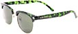 HAPPY HOUR G2 SHAKE JUNT GREEN TORTOISE SUNGLASSES