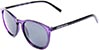 HAPPY HOUR FLAP JACK PURPLE/BLACK SUNGLASSES