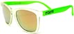 HAPPY HOUR MAMBA SHOCKING GREEN SUNGLASSES