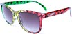 HAPPY HOUR MAMBA HIGHTIMES RASTA SUNGLASSES