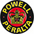 POWELL SUPREME LAPEL PIN