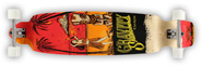 GRAVITY TEQUILA SUNRISE BIG KICK COMPLETE 10.25 X 45